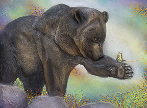 The Bear and the Butterfly and Benny win Special Merit