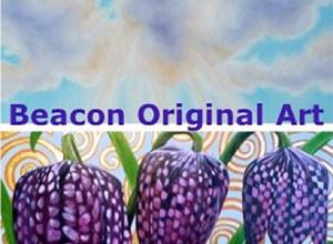Beacon Fall Art Sale